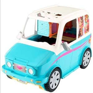 Barbie Ultime Puppy Mobile Vehicle